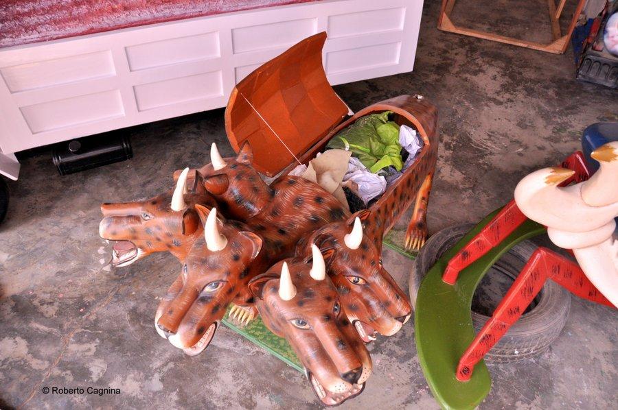 Cosa vedere in Ghana Togo e Benin riti funebri bare