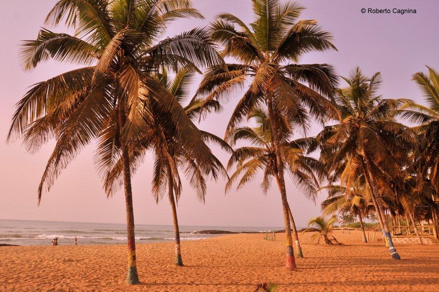 africa cosa vedere in ghana togo benin spiaggia