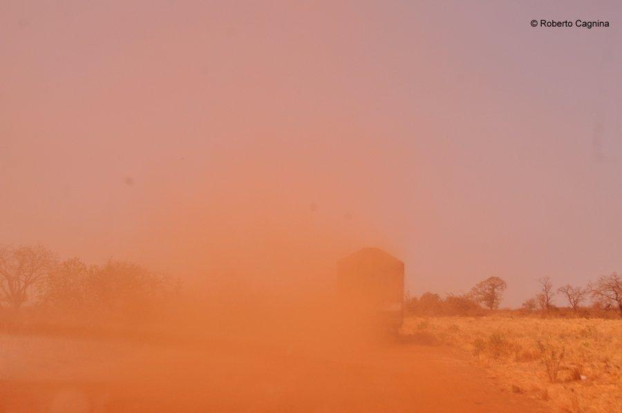 Cosa vedere in Ghana Togo e Benin safari strade polverose