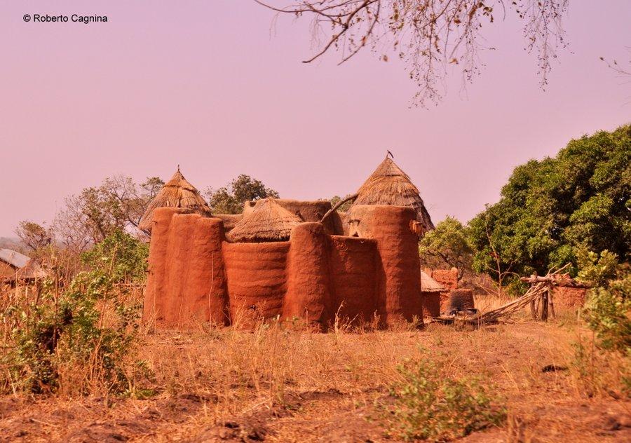 Cosa vedere in Ghana Togo e Benin villaggi tamberma e somba