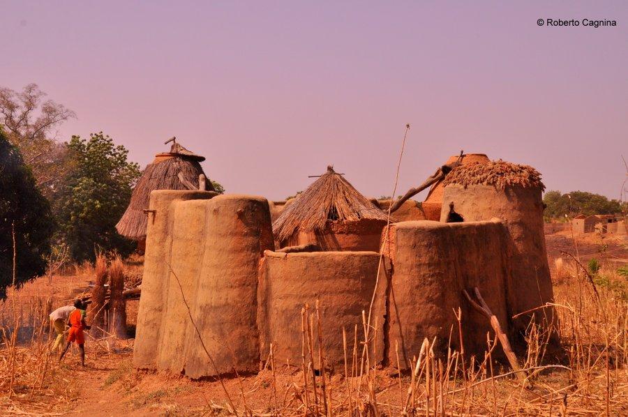 africa cosa vedere in ghana togo benin villaggio tamberma
