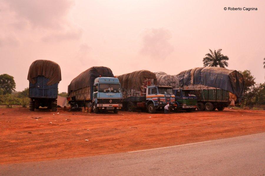 Cosa vedere in Ghana Togo e Benin cotone