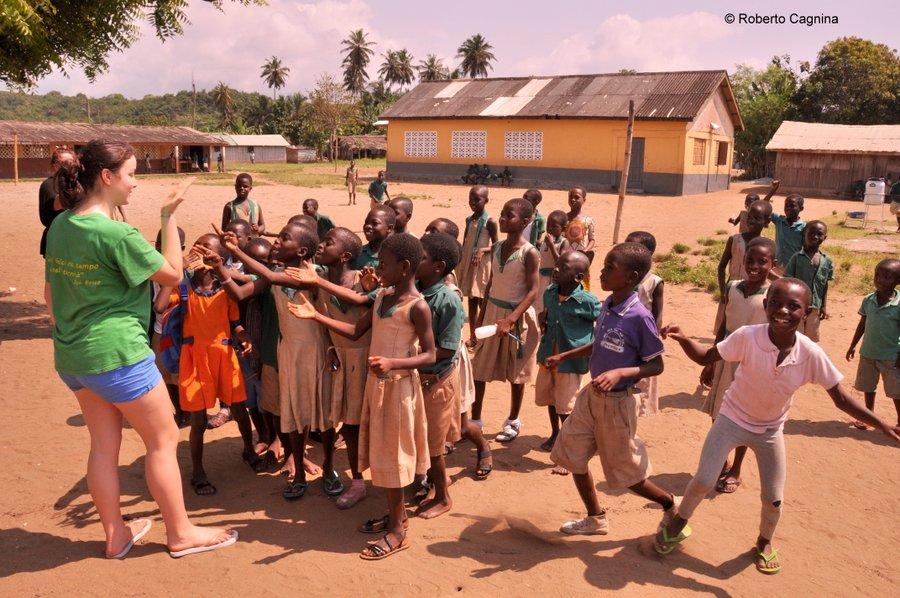 Cosa vedere in Ghana Togo e Benin villaggi scuole e bambini