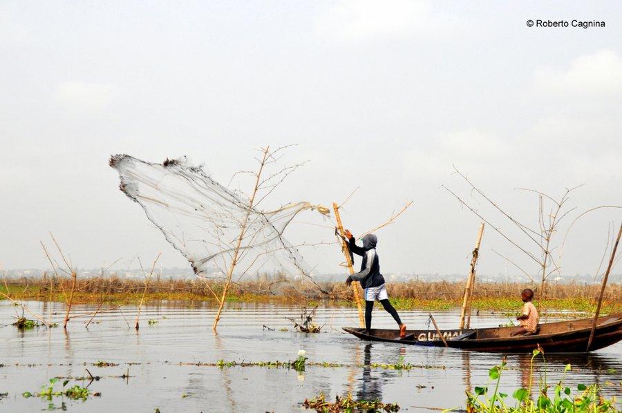 Cosa vedere in Ghana Togo e Benin pescatori