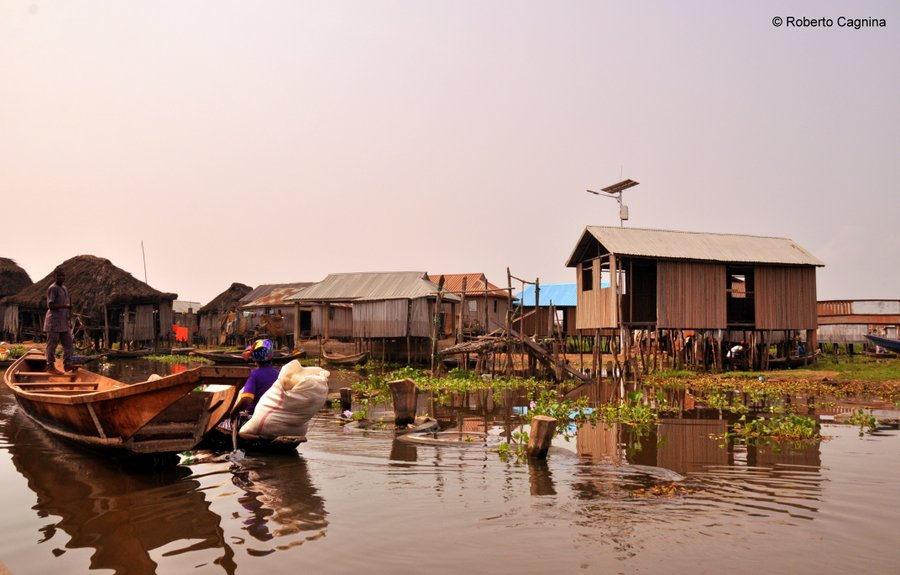 Cosa vedere in Ghana Togo e Benin villaggi sulle palafitte
