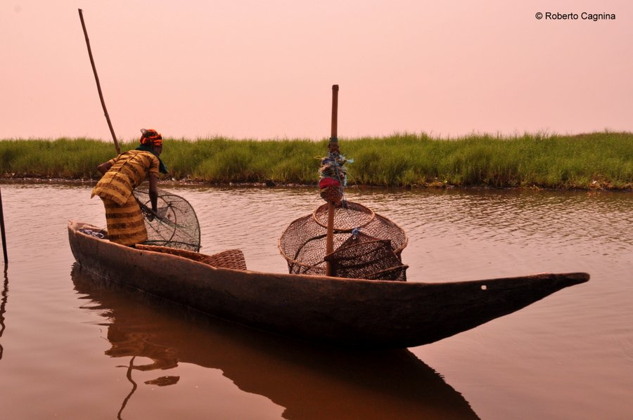 Cosa vedere in Ghana Togo e Benin navigazione bacino del Volta