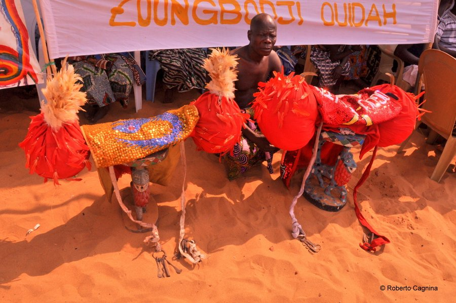 Cosa vedere in Ghana Togo e Benin feticci festival e riti vodoo