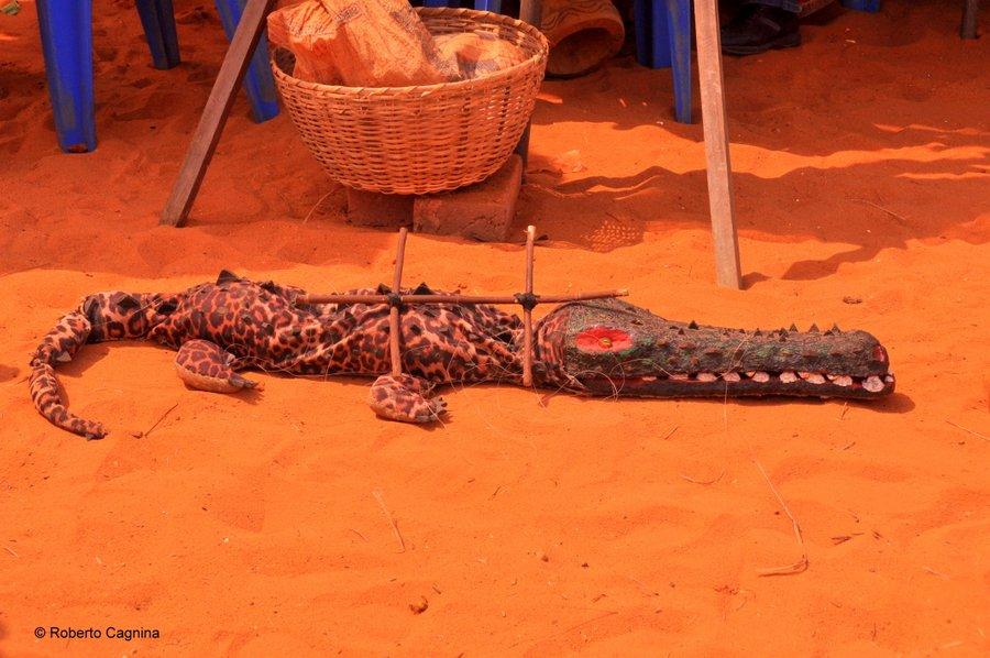Cosa vedere in Ghana Togo e Benin festival e riti vodoo i feticci