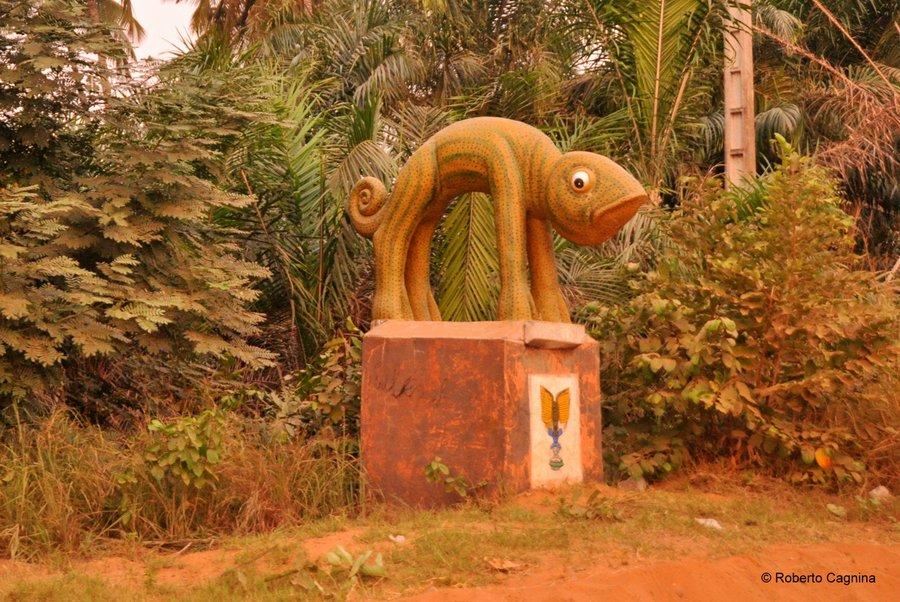 Cosa vedere in Ghana Togo e Benin strade degli schiavi