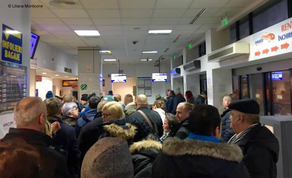 Consigli per viaggiare in Romania aeroporto di Bacau