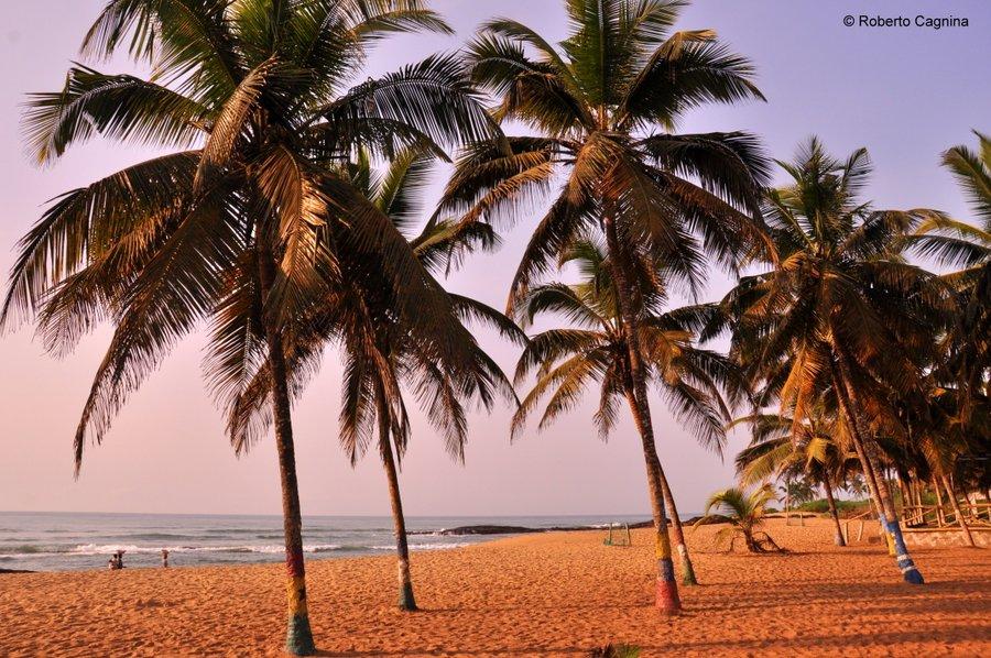 Organizzare il viaggio in Ghana Togo e Benin spiagge infinite
