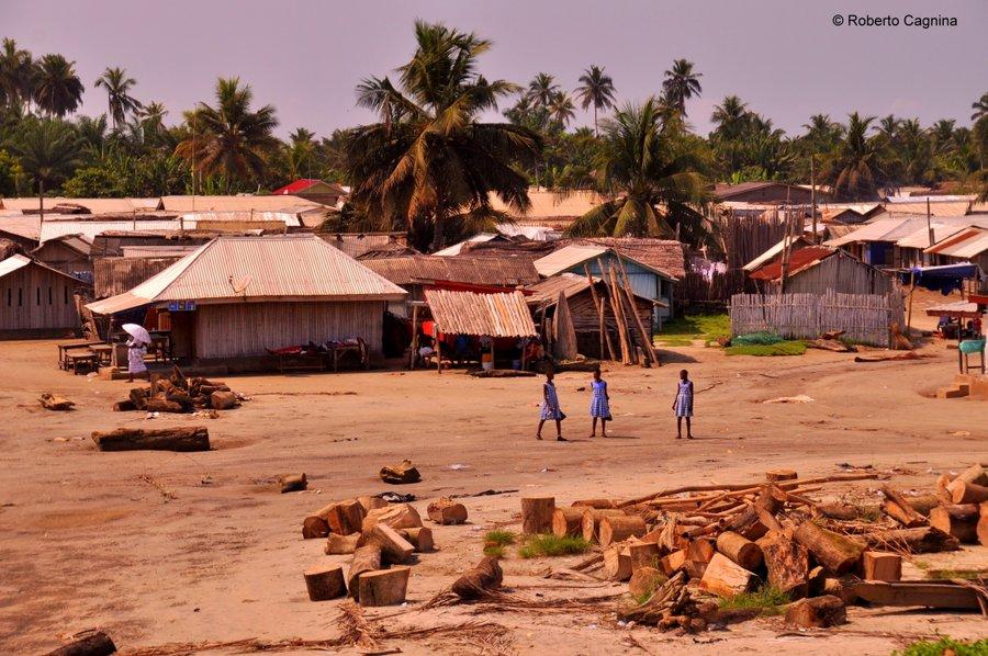 Organizzare il viaggio in Ghana Togo e Benin le spiagge