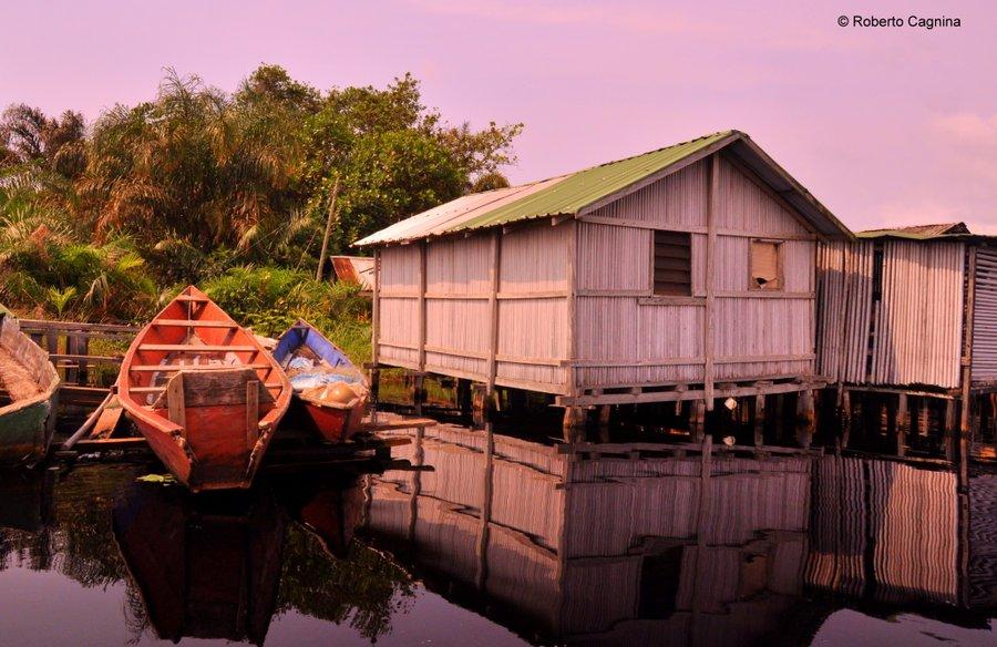 Organizzare il viaggio in Ghana Togo e Benin visitare i villaggi sulle palafitte