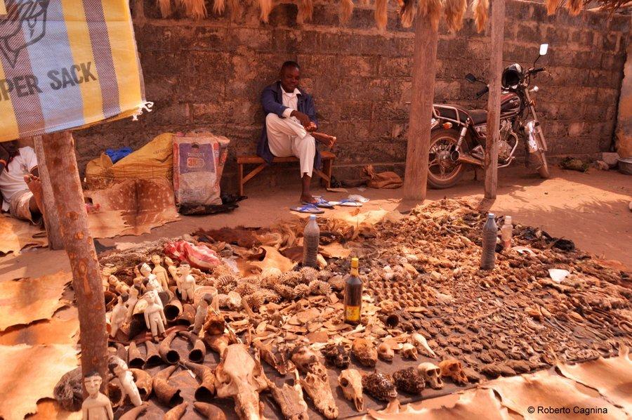 Organizzare il viaggio in Ghana Togo e Benin visitare le zone vodoo