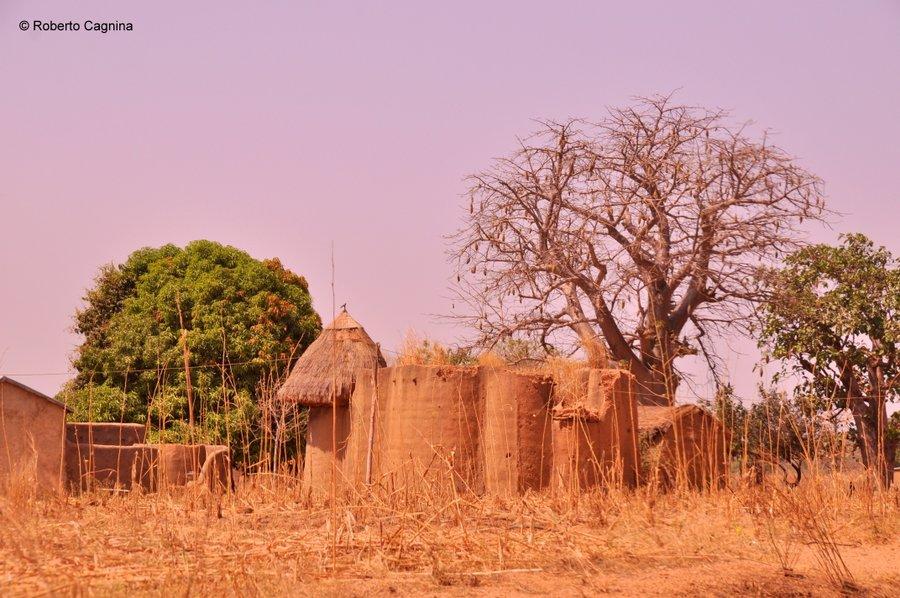 Organizzare il viaggio in Ghana Togo e Benin visitare Tamberma