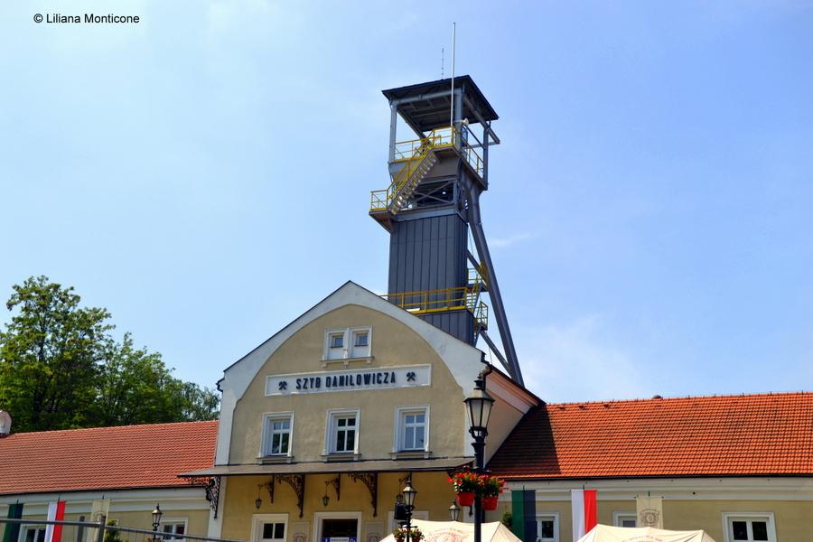 Visitare la miniera di sale Wieliczka Cracovia Polonia ingresso