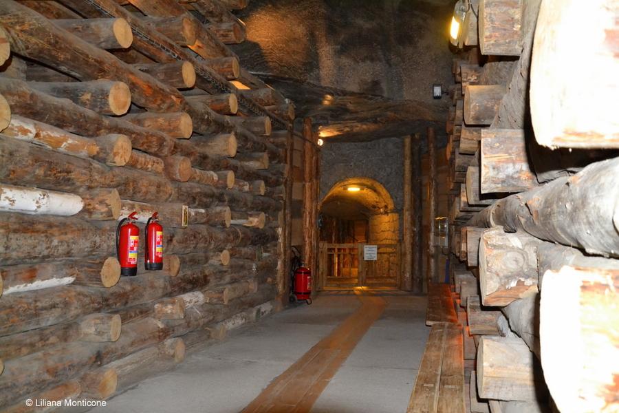 Visitare la miniera di sale Wieliczka Cracovia Polonia