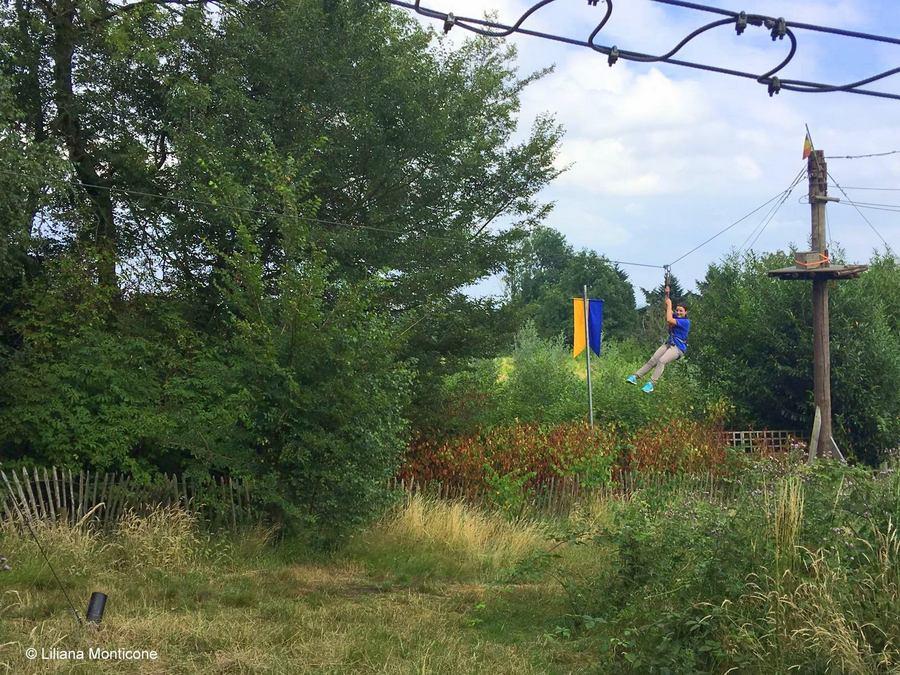 cosa fare a Bruxelles con bambini Sortilege sugli alberi