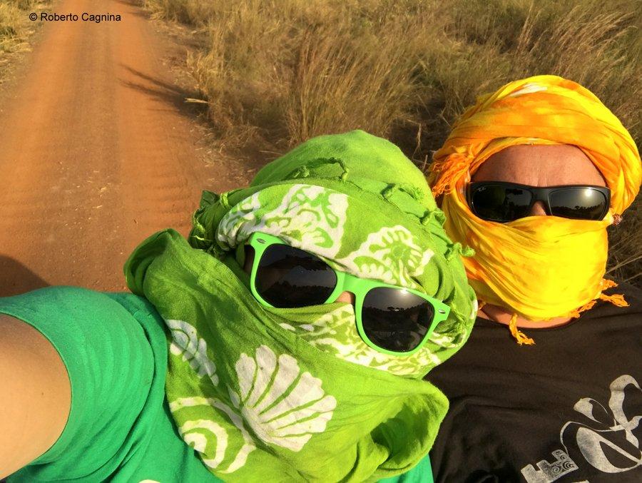 Cosa vedere in Ghana Togo e Benin safari sul tetto della jeep