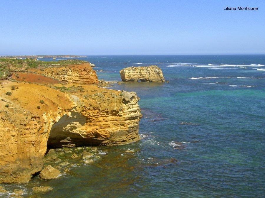viaggio australia costa oceano