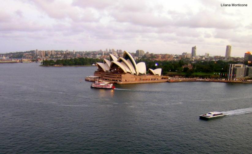 viaggio in Australia opera sidney