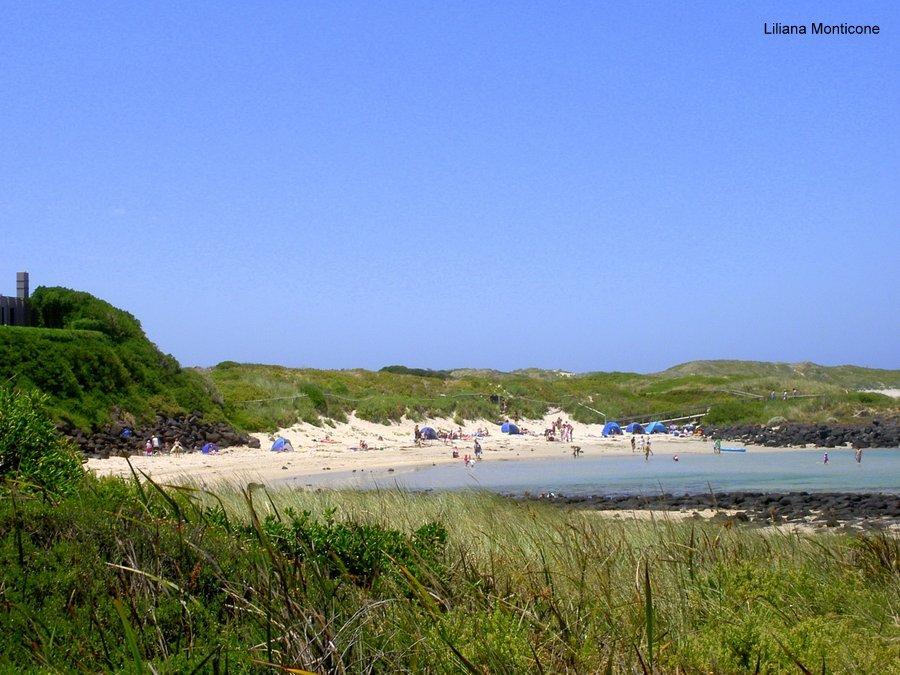 viaggio australia spiaggia