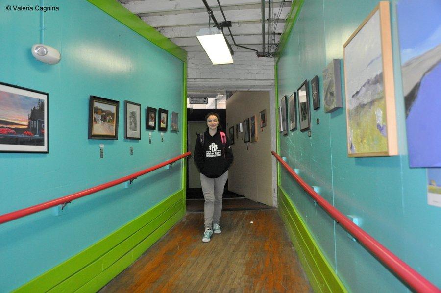 Cosa fare a Lowell arte Western Avenue Studios passeggiando tra i laboratori