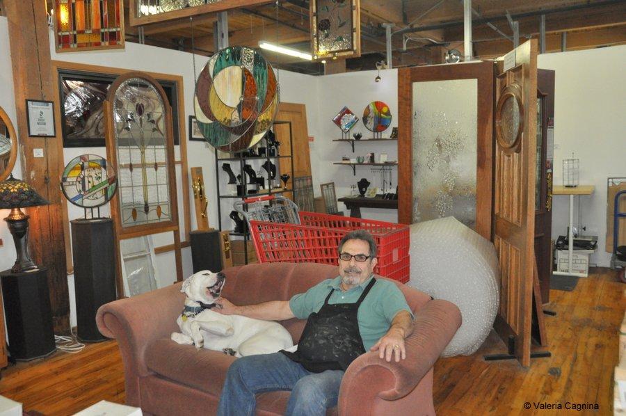 Cosa fare a Lowell arte Western Avenue Studios artisti e laboratori