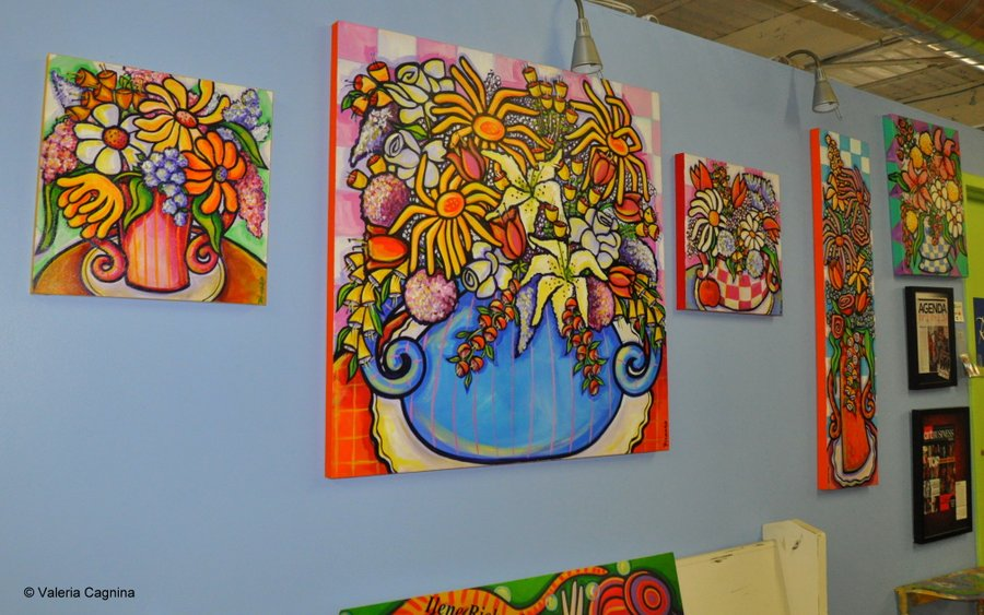 Cosa fare a Lowell arte Western Avenue Studios opere d'arte