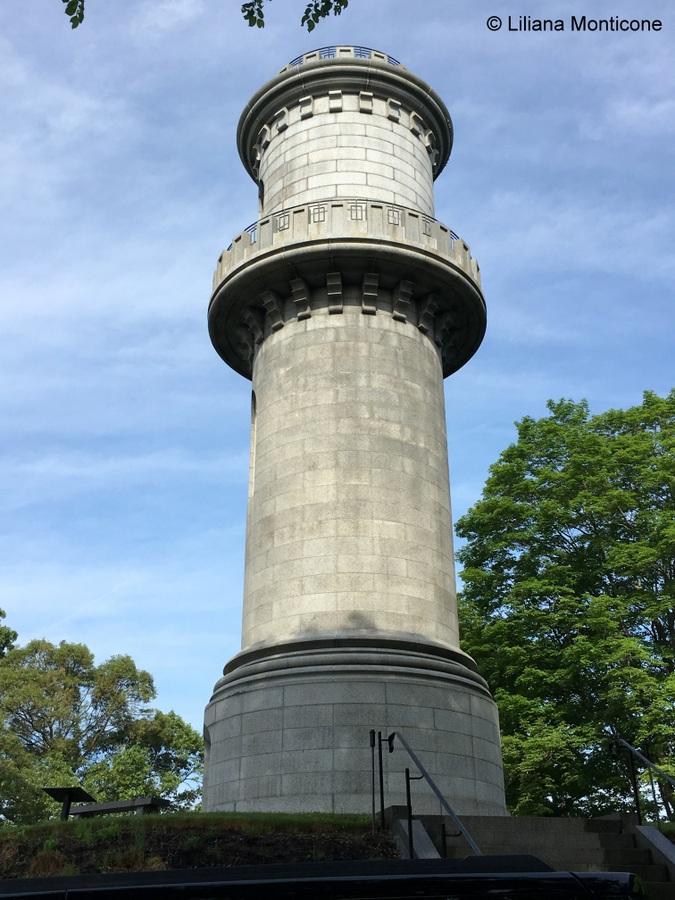 Cosa vedere a Boston Mount Auburn Cemetery torre