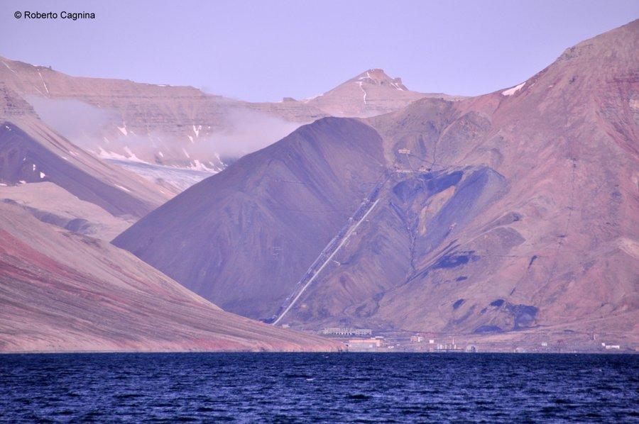 Escursioni alle Isole Svalbard Pyramiden