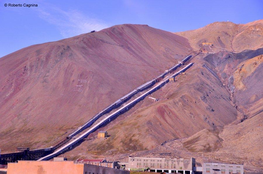 Escursioni alle Isole Svalbard Pyramiden internet cafè