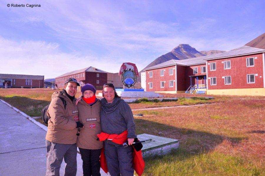 Escursioni alle Isole Svalbard Pyramiden oltre il 79° parallelo