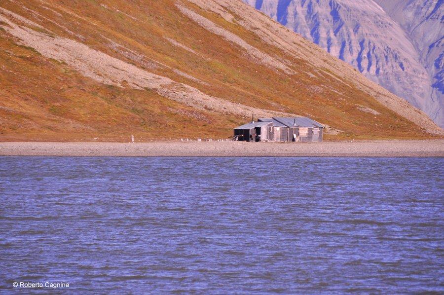 Escursioni alle Isole Svalbard Pyramiden relitti