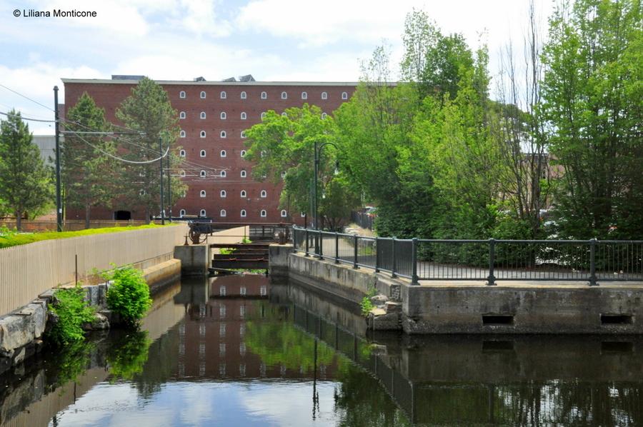 Protagonista la storia a Lowell in Massachusetts canali