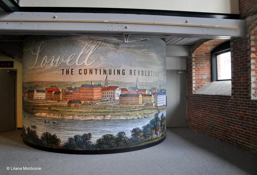 Protagonista la storia a Lowell in Massachusetts centro visitatori