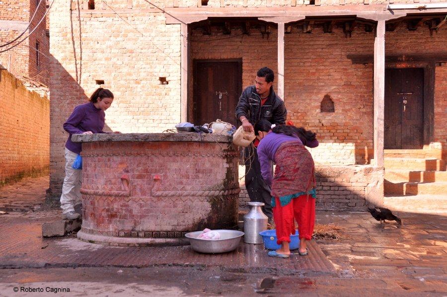 on the road in Nepal alla scoperta dei villaggi