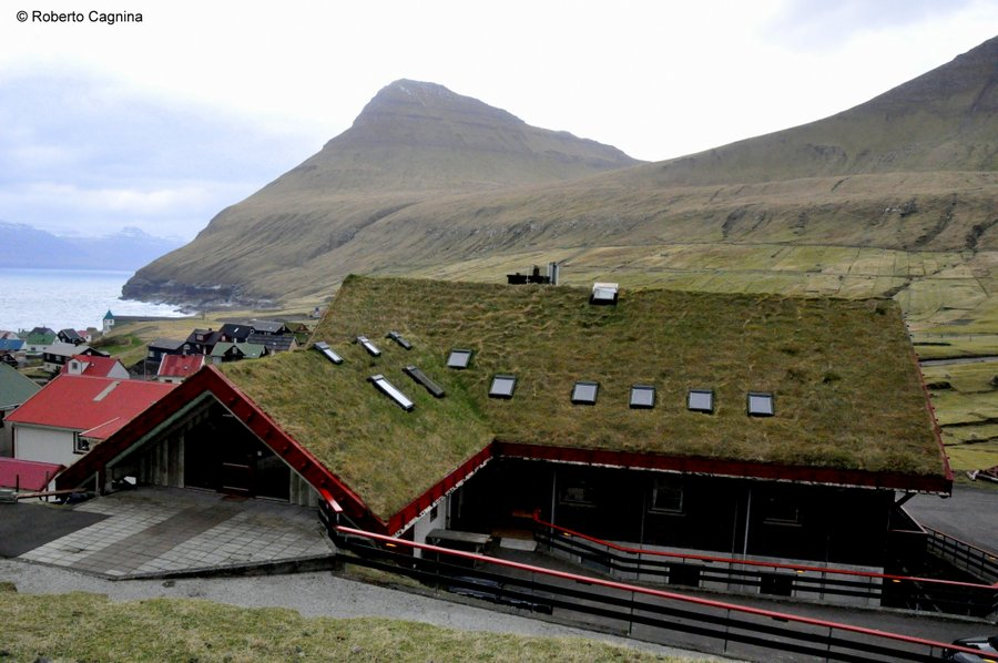 paradiso alle isole faroe guesthouse