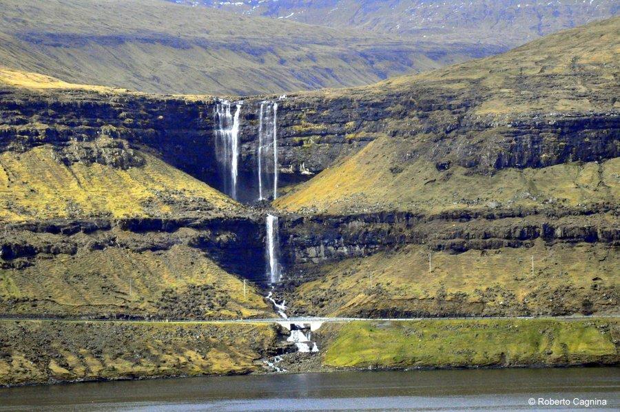 paradiso alle isole faroe panorami