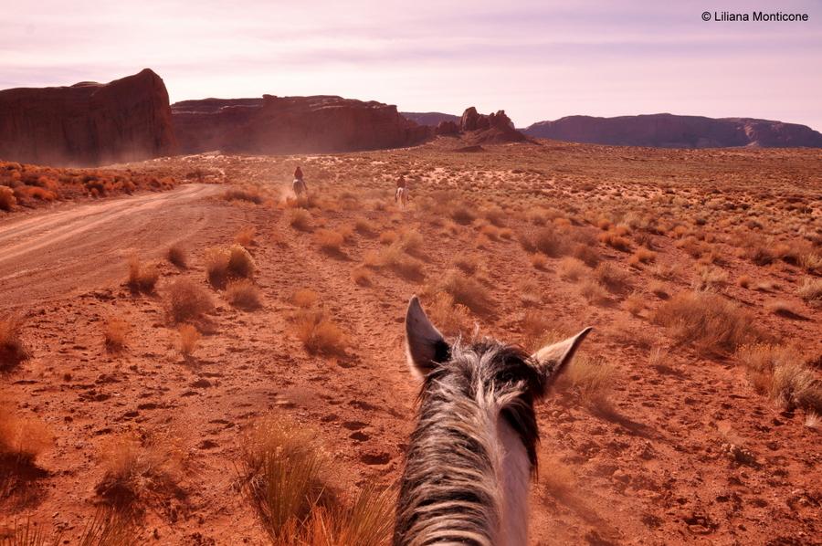 visitare la monument valley a cavallo low cost