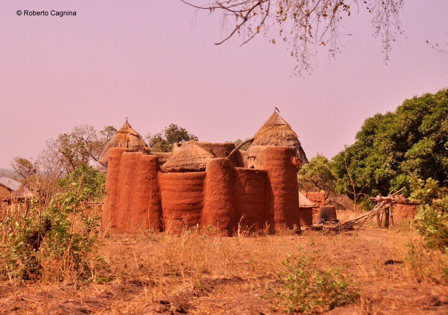 africa cosa vedere in ghana togo benin case tamberma