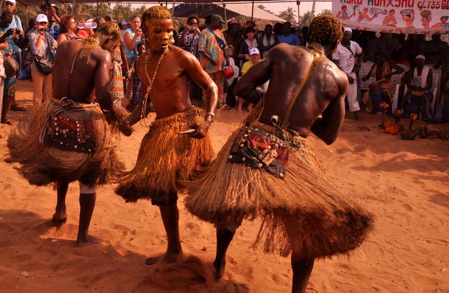 Festival Vodoo Internazionale Ouidah Benin