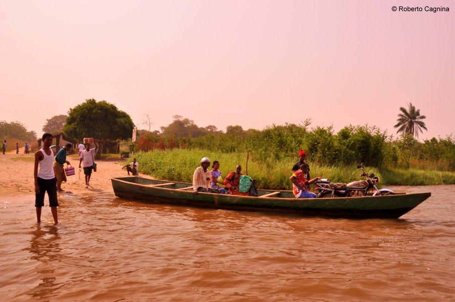 Organizzare il viaggio in ghana togo e benin canoa