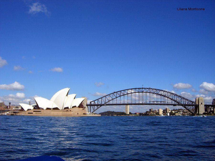travel australia journey sidney