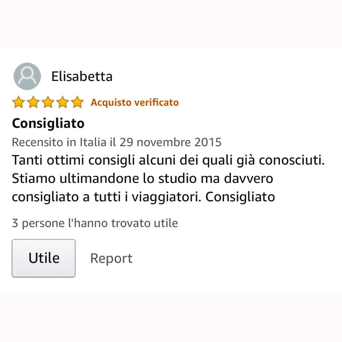 recensione 1 amazon guida viaggi low cost liliana monticone