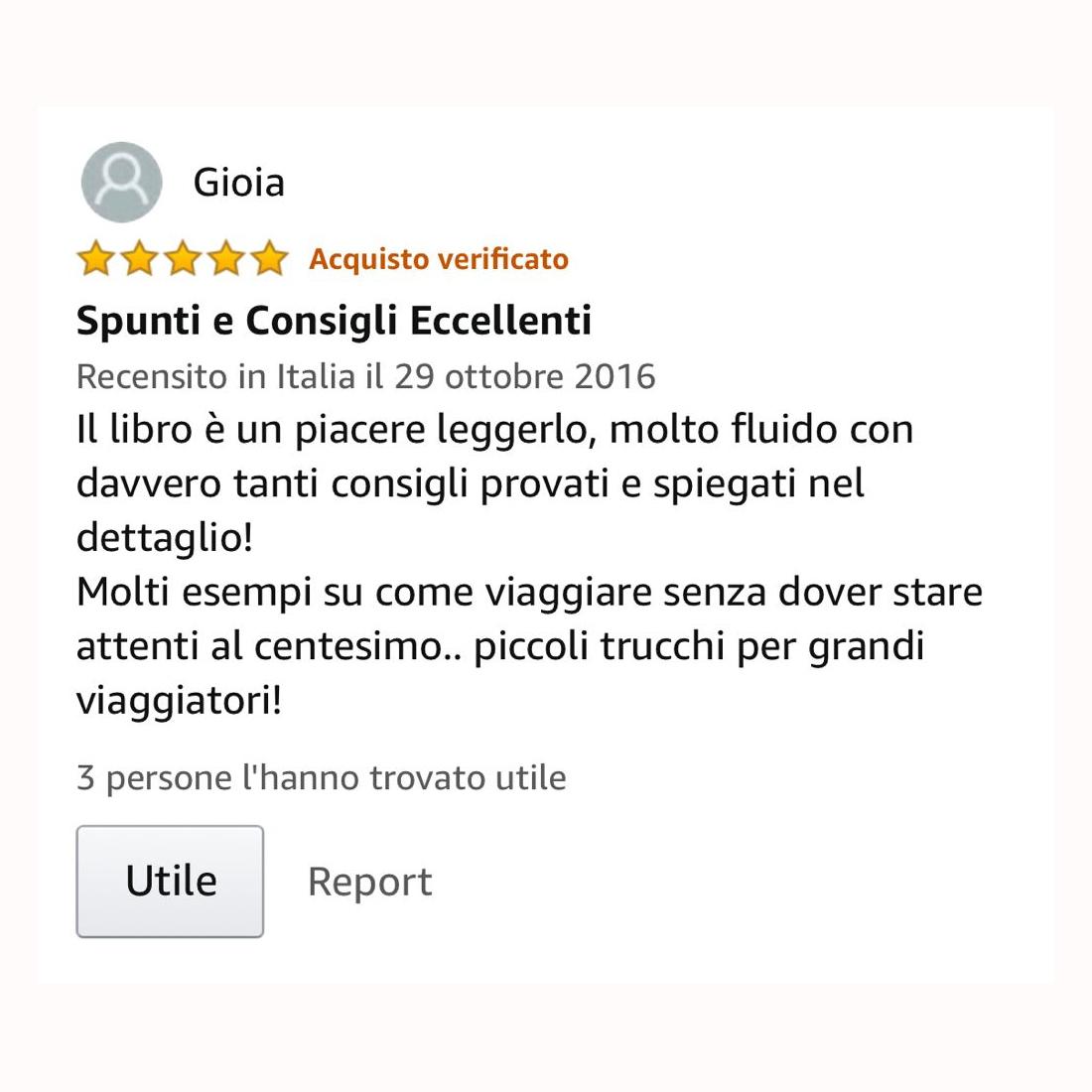 recensione 10 amazon guida viaggi low cost liliana monticone